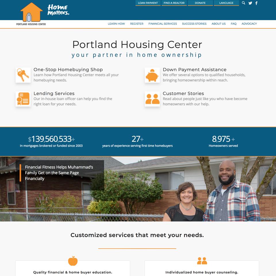 Portland Housing Center
